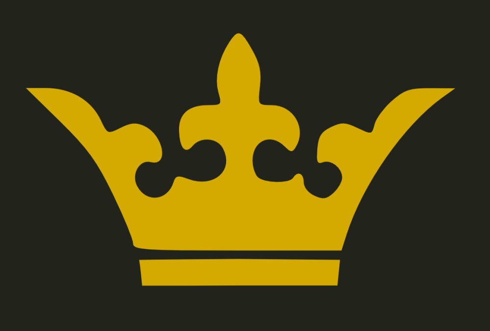 crown #1 svg