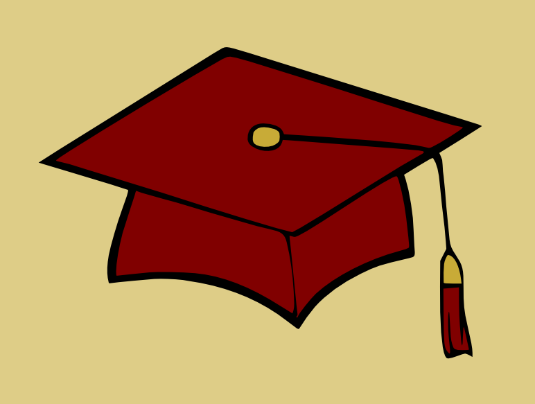 graduation cap svg